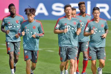 Bayern reabre la Bundesliga ante Hoffenheim