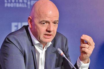 Infantino quiere reformar el Mundial de Clubes e incluir más equipos