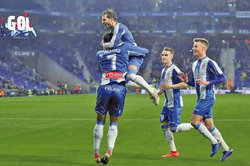 Espanyol clasifica a los cuartos de final