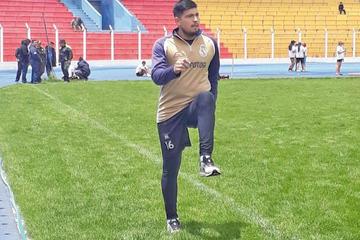 El portero Santillán es la única baja en el equipo lila