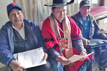 Comunarios expulsarán a empresa minera por supuesta discriminación