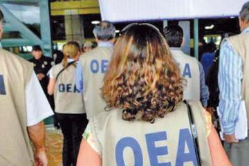 Misión de la OEA arriba hoy al país para observar las elecciones primarias