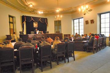 Envían al penal de San Pedro a exasesor jurídico de Anapol