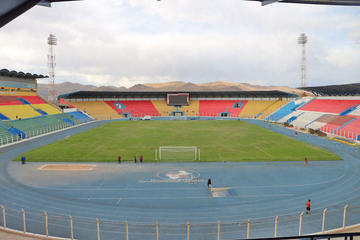 Surgen observaciones al estadio para la Sudamericana