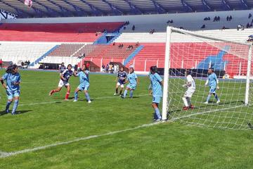 Selección potosina de damas cae por la mínima diferencia ante Oruro