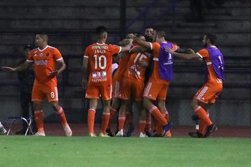 Deportivo La Guaira vence a Real Garcilaso