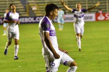 Bolívar cae y queda al borde de la eliminación de la Libertadores