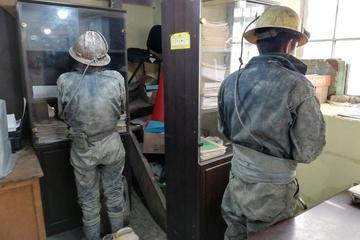 Policía detiene a seis personas acusadas de robo de mineral