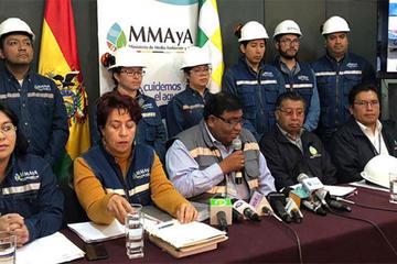 Ordenan a la Alcaldía de La Paz presentar un plan de cierre de Alpacoma