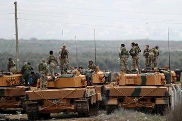 Kurdos en Siria aseguran que acorralaron al Estado Islámico