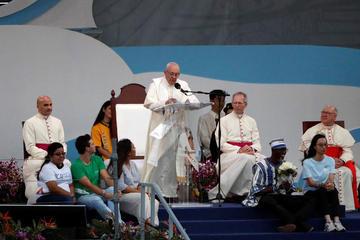 """El Papa pide """"transparencia"""" y """"honestidad"""" de los Gobiernos"""
