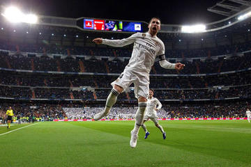 "Real Madrid vence a Girona en el ""Bernabéu"""