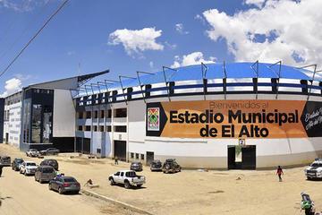Always recibe a Wilster en El Alto