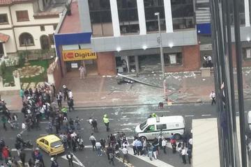 Juez ordena captura de líderes de la guerrilla ELN por atentado en Bogotá