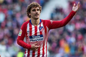 Atlético de Madrid se impone a Getafe