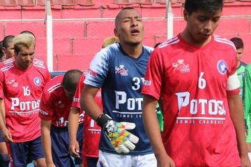 Potosí cae y se despide de la lucha por el título del torneo