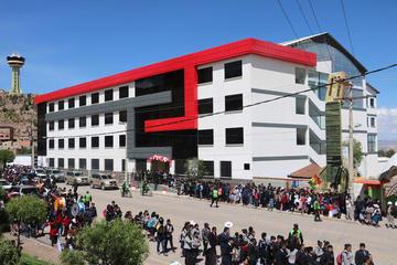 Inaugurarán el año escolar en la escuela Chacka Velarde