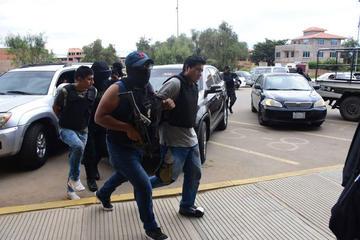 Implicados en el atraco al Banco Mercantil son enviados a la cárcel