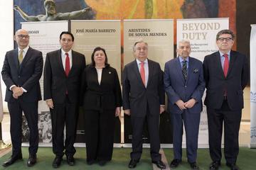 ONU pide mantener viva la memoria del Holocausto