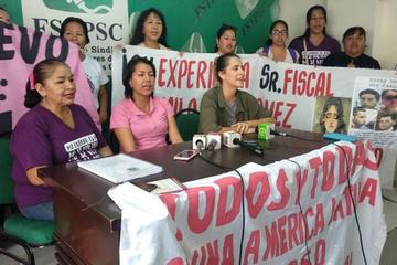 Plataformas de mujeres piden justicia imparcial para víctimas de abusos