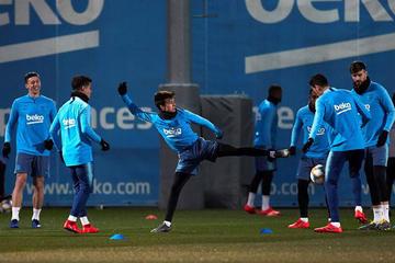 Barcelona buscará remontar a Sevilla  para pasar de fase en la Copa del Rey