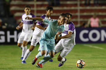 Bolívar se juega la vida en la Libertadores ante Defensor