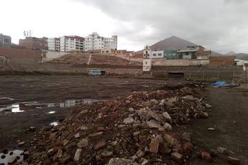 Obras en el estadio Potosí tienen un avance del 50 %