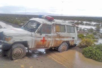 Seis personas resultan heridas en dos accidentes de tránsito en carreteras