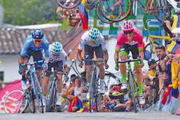 El Tour de Colombia ya tiene favoritos