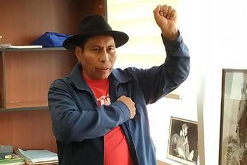 Posesionan a Machaca como nuevo viceministro