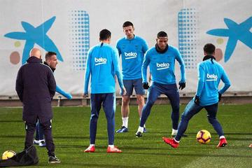 Barcelona quiere seguir firme en LaLiga