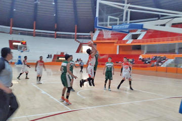 Potosí cae ante Santa Cruz en el torneo nacional de básquet