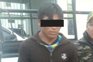 Policía recaptura a un delincuente prófugo  que escapó de la celda