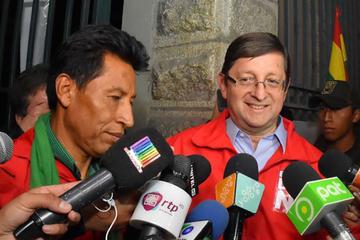 Bolivia Dice No afirma que no les preocupa los nulos y blancos en las primarias