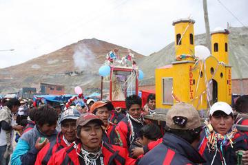 El Carnaval Minero está en plena fase de desarrollo