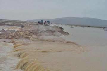 Agua destruye una vía y Colcha K queda aislada