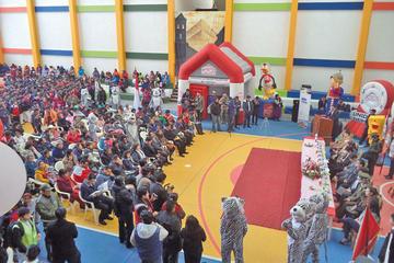 El 99 % de las escuelas de Potosí inició las actividades escolares