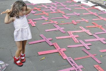 Reportan hasta el 21 de enero 5 feminicidios y 7 infanticidios