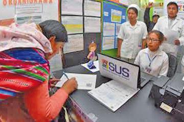 Autorizan la contratación directa de medicamentos e insumos para el SUS