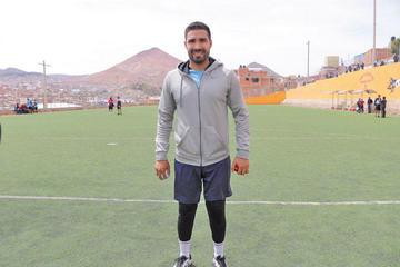 Ignacio García estará un mes de baja en Real Potosí