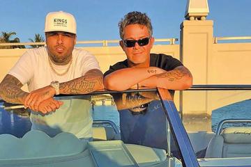 Alejandro Sanz y Nicky Jam lanzan nuevo sencillo