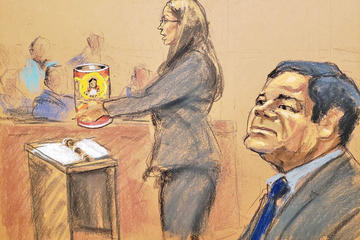 "Jurado de ""El Chapo"" pide dos semanas de testimonios"