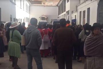 Tras alcanzar acuerdo Liceo Potosí pasará clases en el edificio de la COD