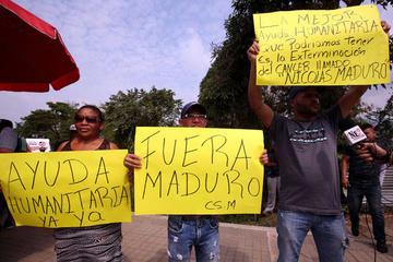 Preparan la entrega de la ayuda humanitaria a los venezolanos