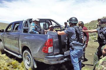 Trabajadores mineros acceden a las medidas sustitutivas