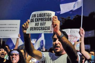 ONU denuncia el acoso del Gobierno de Nicaragua a Red Local de ONG