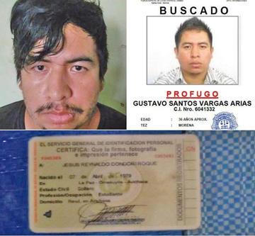 Capturan al sospechoso del descuartizamiento de una familia boliviana
