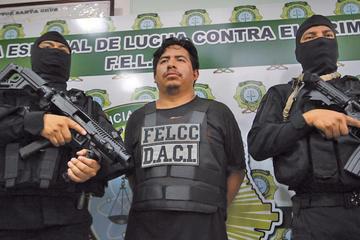 Entregarán al acusado de asesinar a una familia a la justicia brasileña