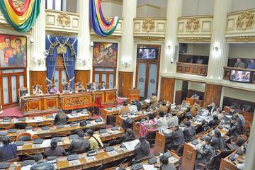 La Asamblea Legislativa retoma el tratamiento de la norma del SUS