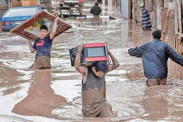 Suben a 6 los muertos al norte de Chile debido a las lluvias y riadas